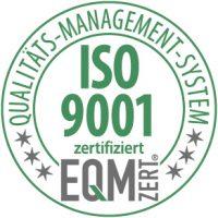 Zertifiziert nach DIN ISO 9001